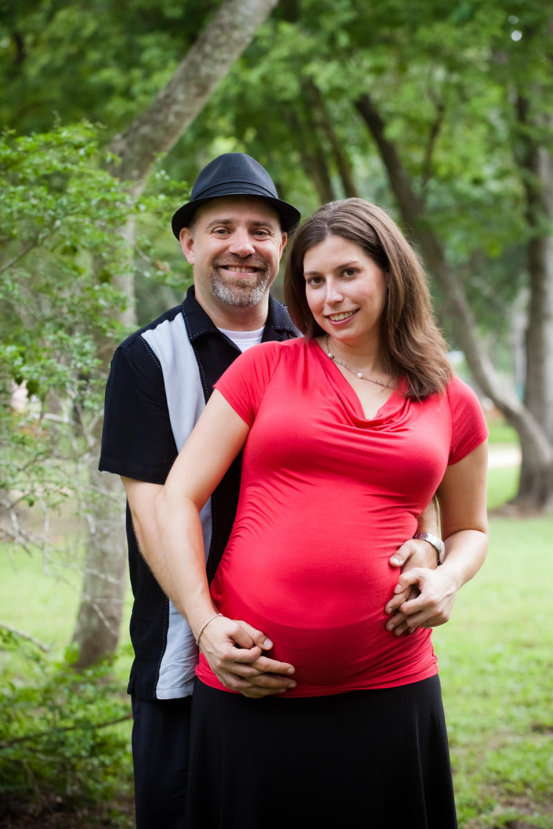 Maternity Portraits Houston