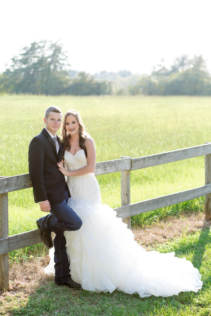 Brenham Wedding