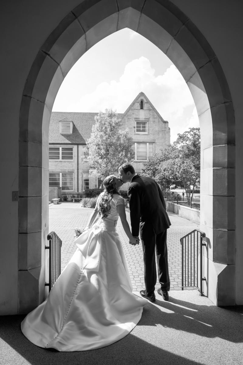 College Station Wedding