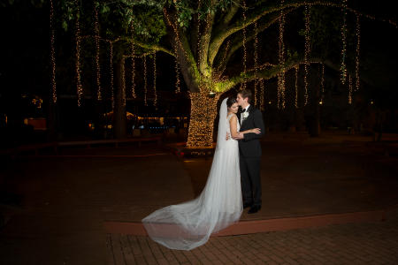 Houston Wedding at St. Cecilia Catholic Church