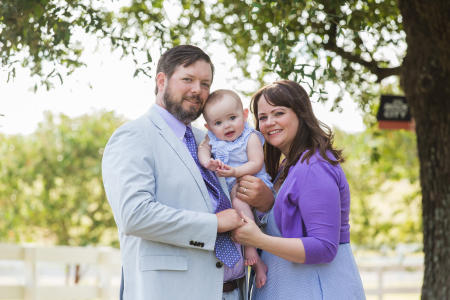 Family Portraits Brenham