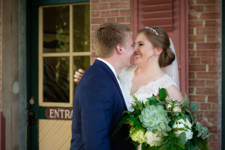Ant Street Inn Wedding Brenham