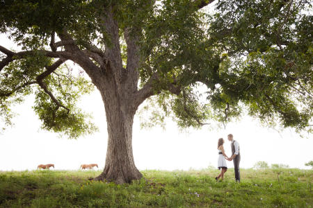 Murski Homestead B&B Wedding in Brenham