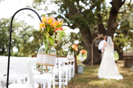 Moore Ranch Wedding Millican